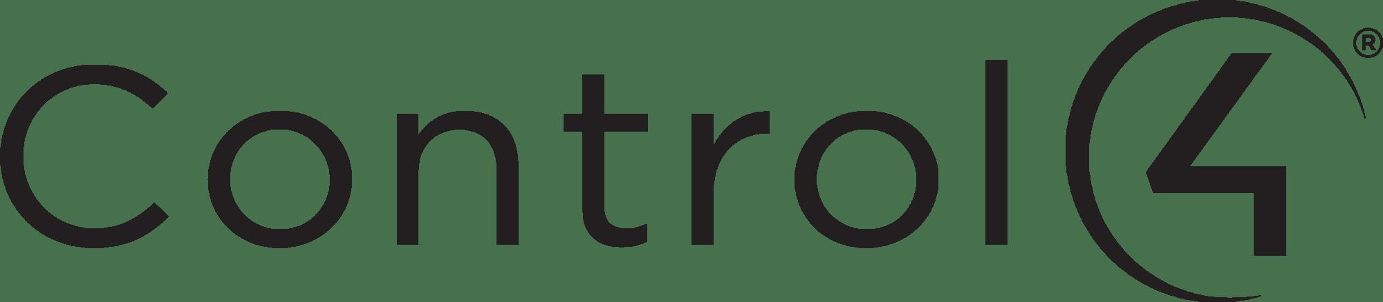Control4_Logo_Black