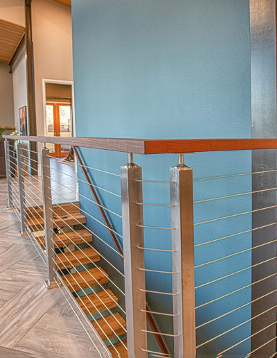 stair and rail web 400x516 - Home Electronics Gallery